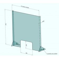 Largeur 915 mm pour comptoir